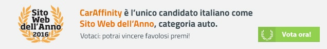 carAffinity.it sitowebdellanno 2016